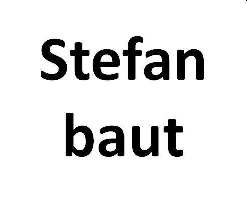 logo stefan baut